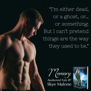 Maybe I'm dead or a ghost... MEMORY: Awakened Fate Book Seven
