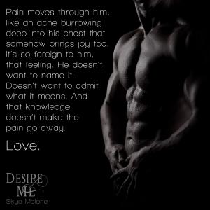 Amar - Desire Me by Skye Malone