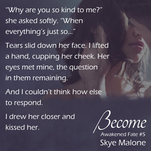 Chloe and Noah - Become by Skye Malone