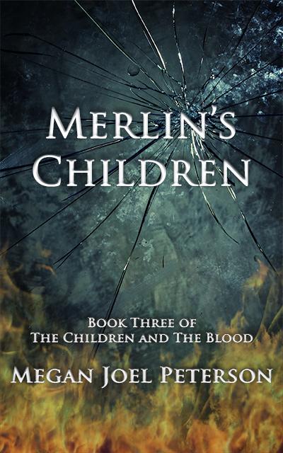 Merlin's Children Cover