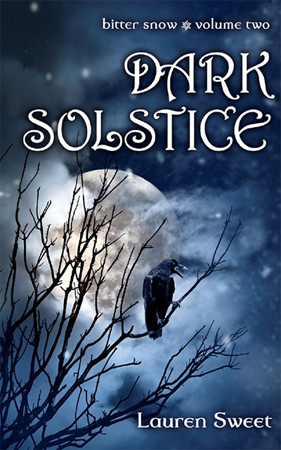 Bitter Snow Dark Solstice Cover