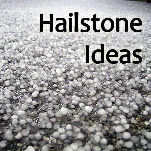 Hailstone Ideas