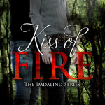 Book Spotlight: Kiss of Fire by Rebecca Ethington