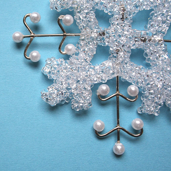 Snowflake Ornament Picture