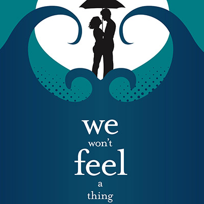 Cover Reveal! 'We Won't Feel a Thing' by JC Lillis