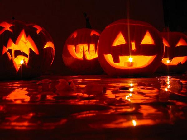 Pumpkins by Hanna Horwarth