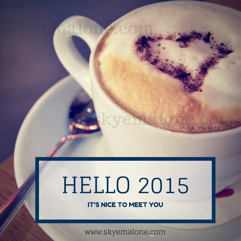 New Years Image - Skye Malone Blog