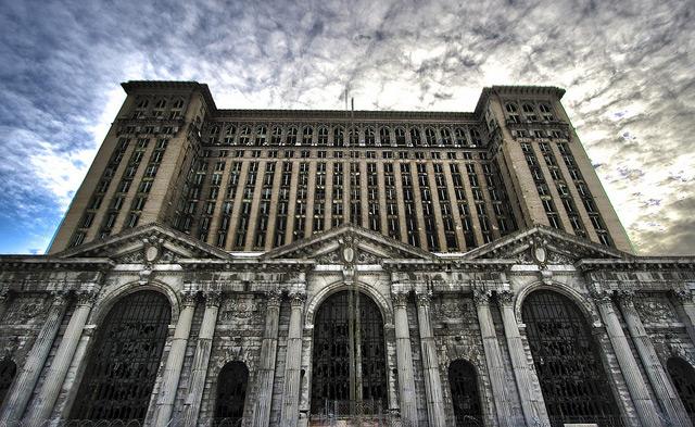 Michigan Central by William Stuben