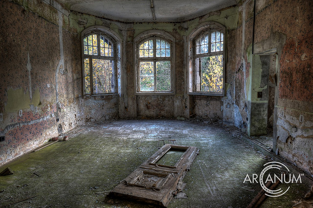Sanatorium Room - Jan Bommes