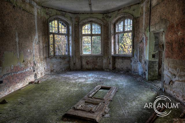 Sanatorium Room - Jan Bommes