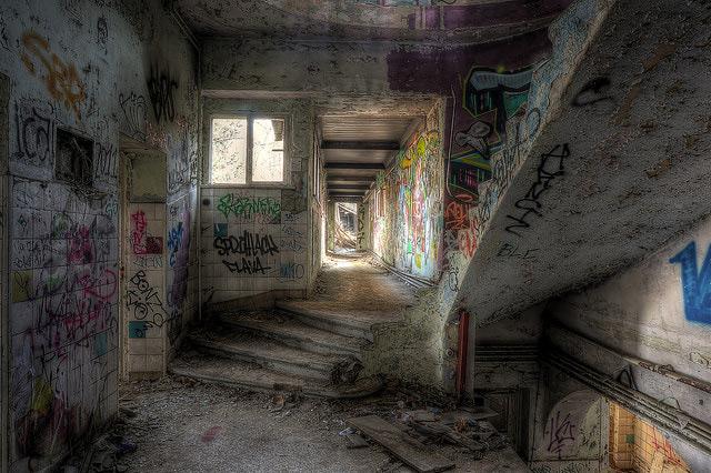 Children's Hospital Corridor - Jan Bommes