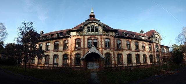 Beeltiz Heilstatten Hospital