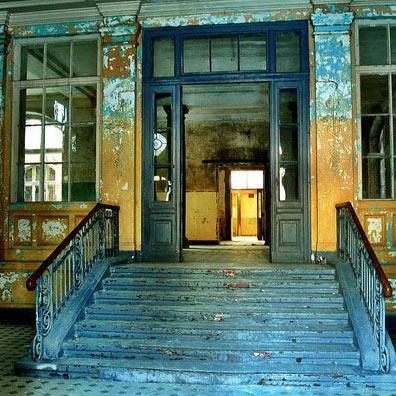 Abandoned: Beelitz-Heilstatten Hospital