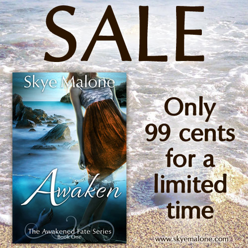Awaken Sale and a Giveaway!