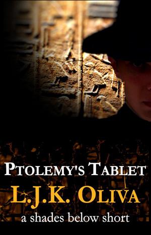 Ptolemy's Tablet by LJK Oliva