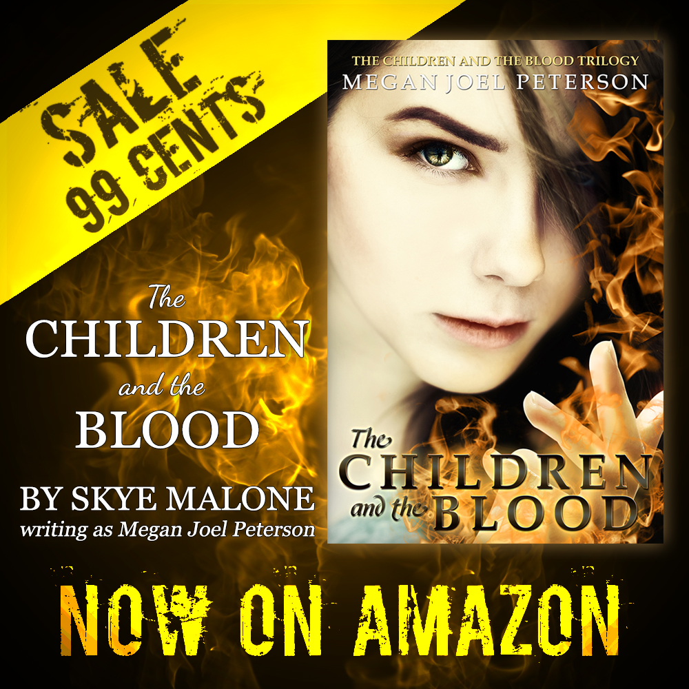 Sale and Giveaway: The Children and the Blood