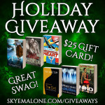 Skye Malone's Holiday Giveaway!