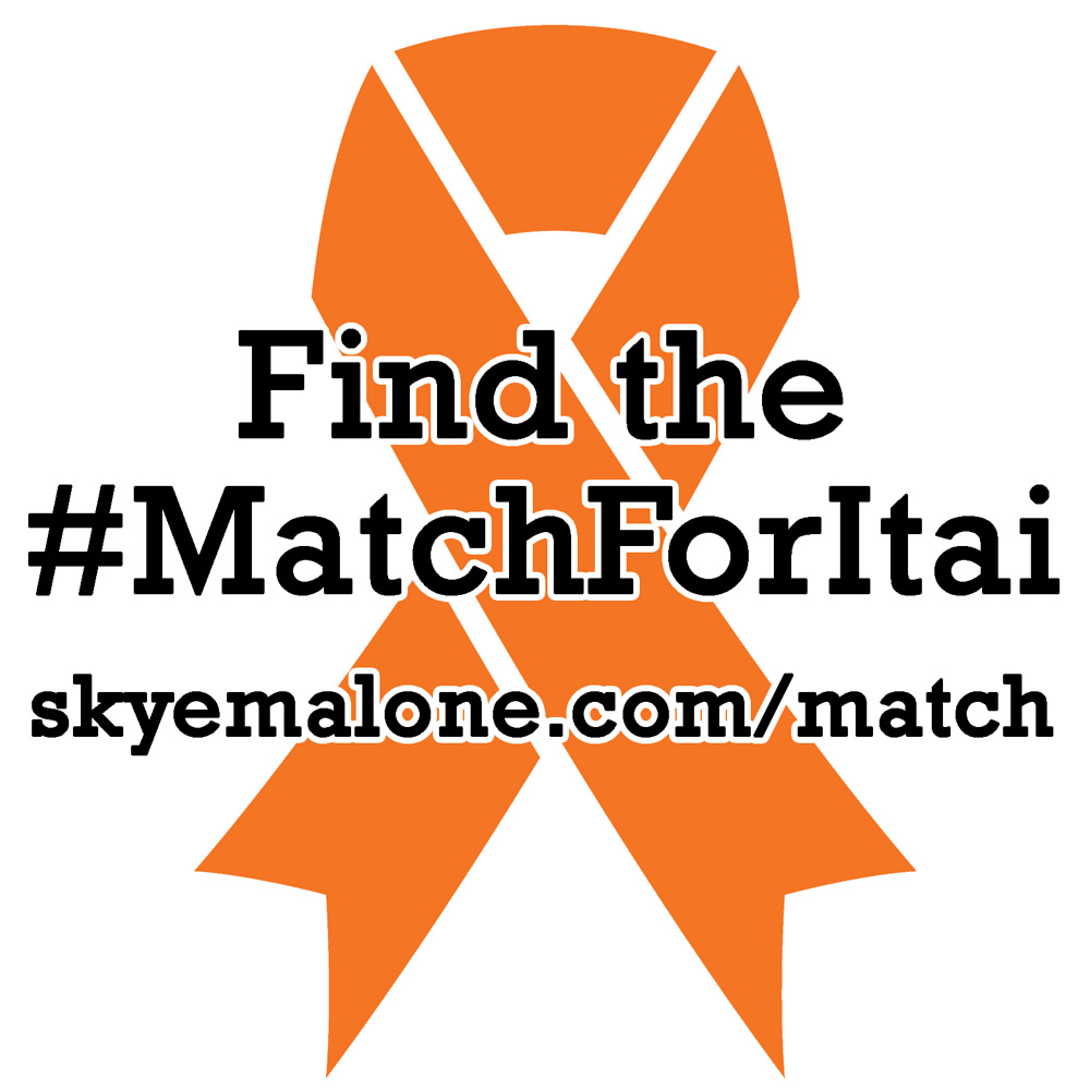 Match for Itai - Web Badge