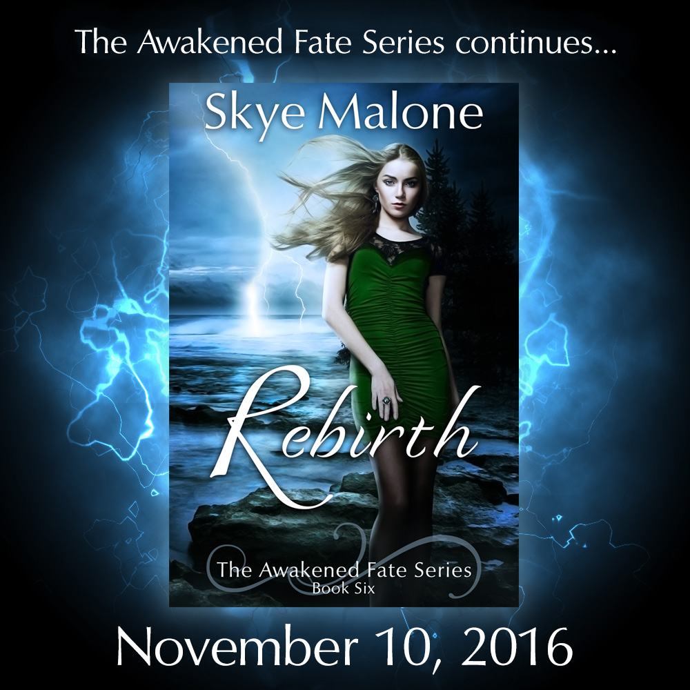Pre-Order Rebirth: Awakened Fate Book Six!