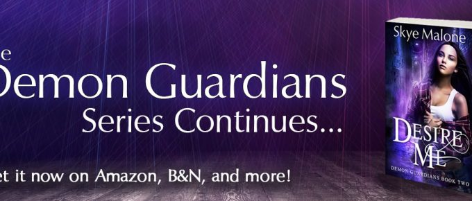 Demon Guardians 2 Release Banner