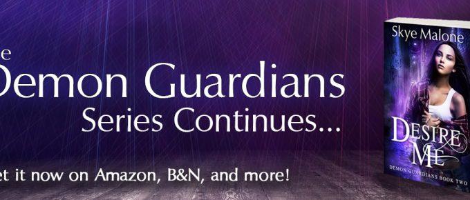Demon Guardians 2 Release Banner