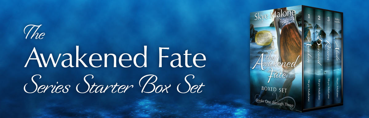 Awakened Fate Box Set!