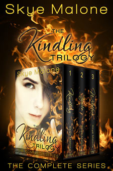 The Kindling Trilogy: The Complete Set