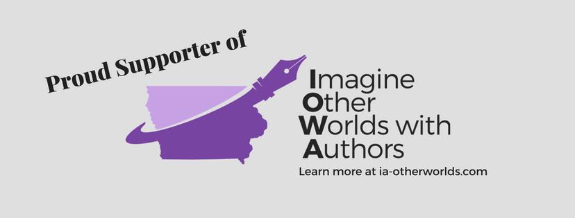 I.O.W.A. logo banner