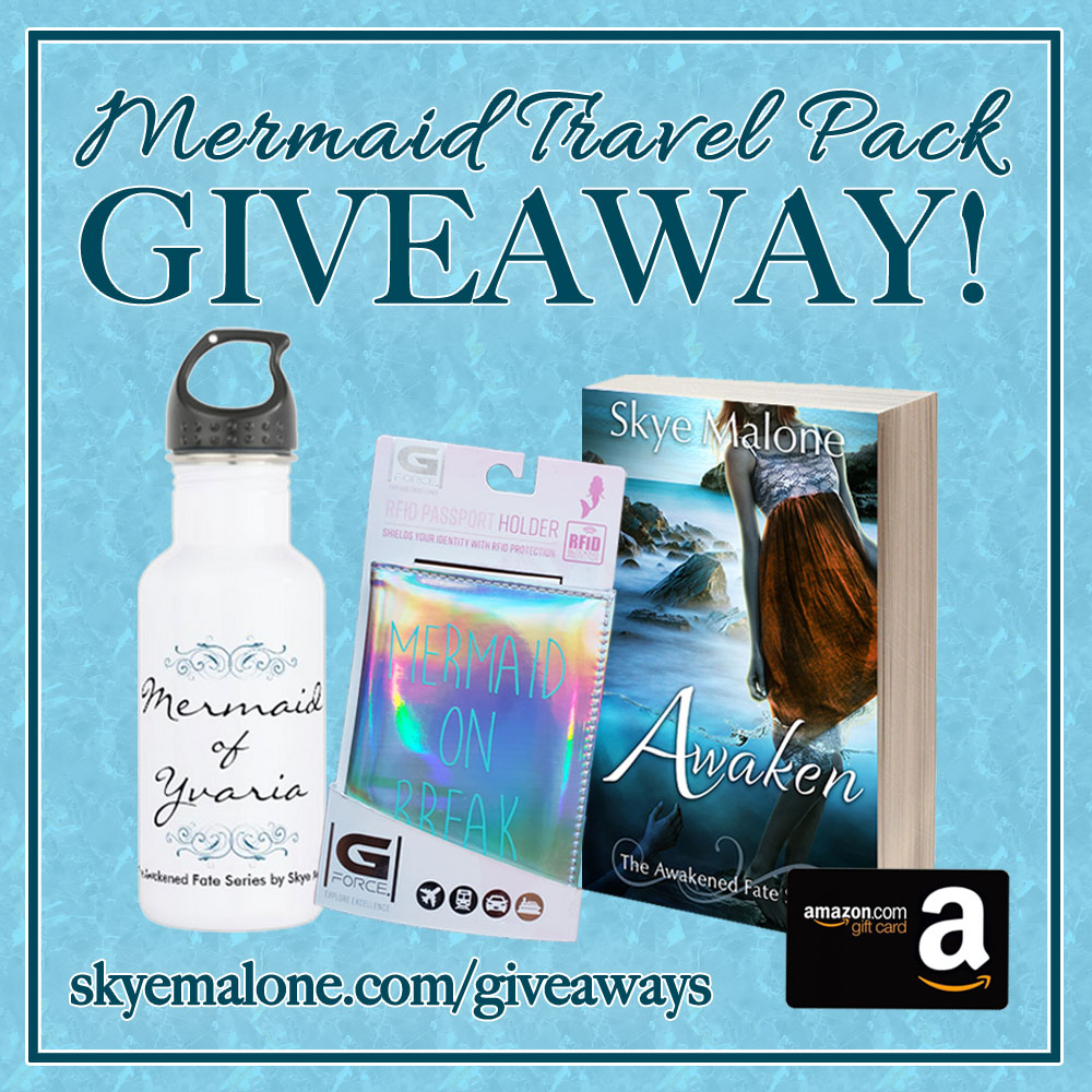 Mermaid Travel Pack image