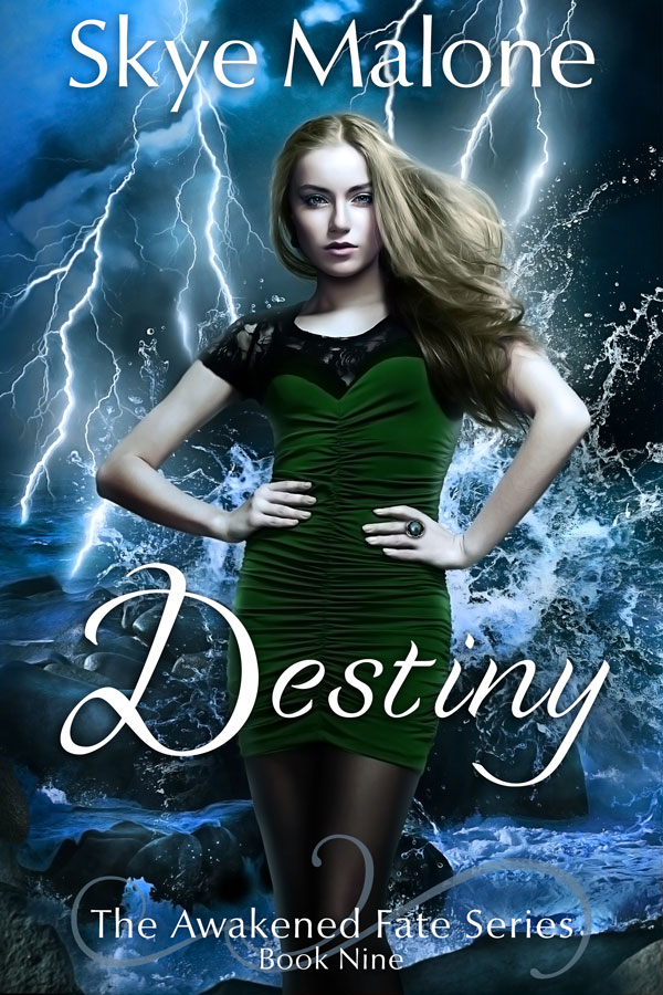 Cover for Destiny by Skye Malone