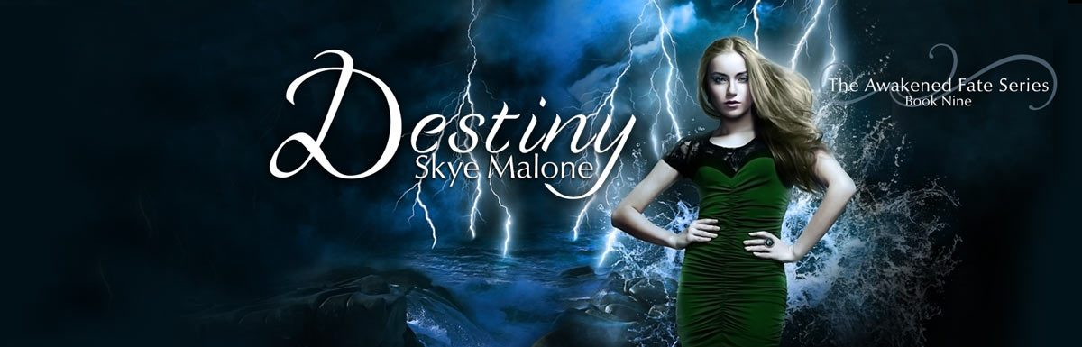 New Release! DESTINY by Skye Malone is live!