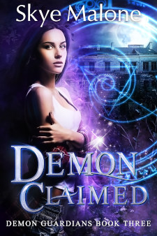 Demon Claimed by Skye Malone