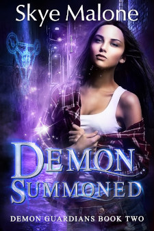 Demon Summoned by Skye Malone