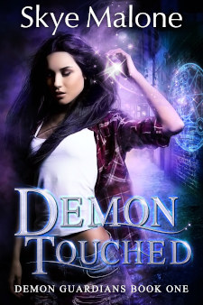 Demon Touched by Skye Malone