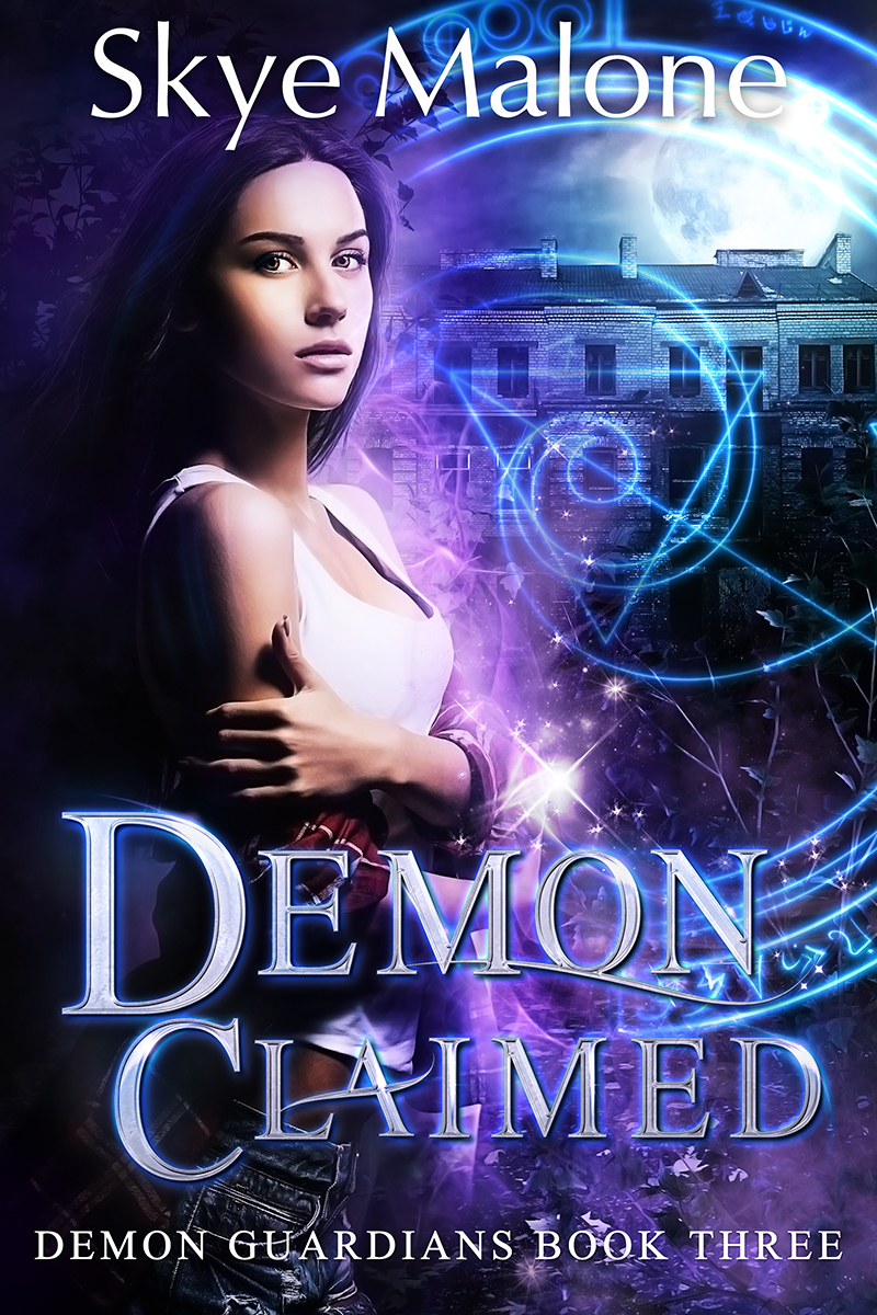 Demon Claimed by Skye Malone - Cover Image