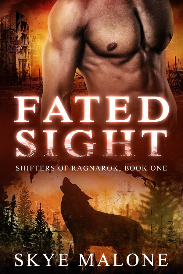 Fated Sight by Skye Malone - cover